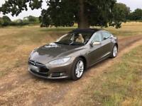 2016 Tesla Model S E 85D 4dr (Nav)