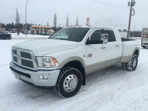 2011Dodge Ram 3500 Megacab 1ton dually NO DEF cummins