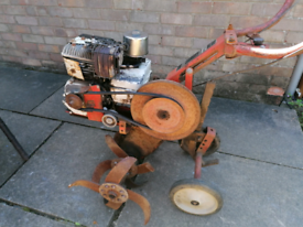 Rotovator for sale + extra parts