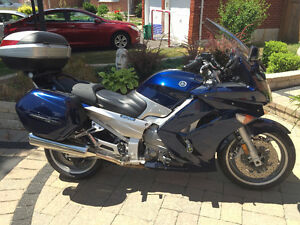 Yamaha FJR1300 only 8000 K show room condition, one owner
