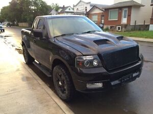 2005 f150 step side must sell !