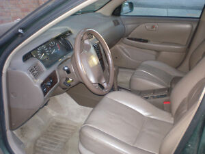 2000 Toyota Camry XLE Sedan