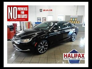 2016 Chrysler 200 C PACK!!  FULLY LOADED