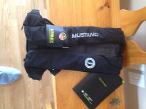 Mustang elite pfd life jacket vest - Brand new with tags