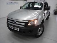 Ford Ranger XL 4X4 DCB TDCI + JUST SERVICED + 1 OWNER