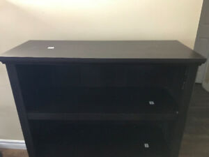 Dark Brown Shelf