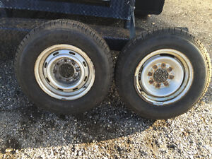 Tires for sale good shape LT 225/7516 London Ontario image 4