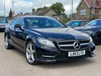 2013 Mercedes-Benz CLS 2.1 CLS250 CDI BlueEFFICIENCY AMG Sport 7G-Tronic Plus 4d