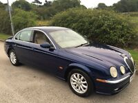 Jaguar S type 2002