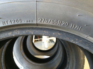4 Tires For Sale - Nitto 420S 275/55R20