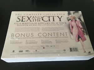 Sex and The City - The Complete Collection