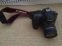 Canon 60D DSLR 28-80mm Canon Lens Superb Resolution