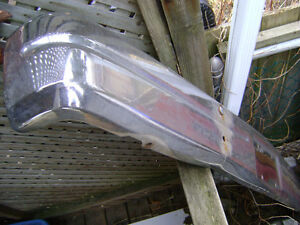 Stock Chrome Front Bumper - First Gen Dodge Truck or Ramcharger