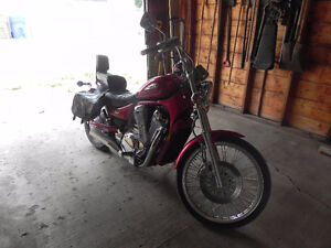 Second owner 1997 Suzuki Intruder