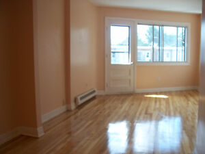 Bright renovated 4 1/2 near stores, good neighbours!