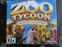 ZOO TYCOON COMPLETE PC GAME