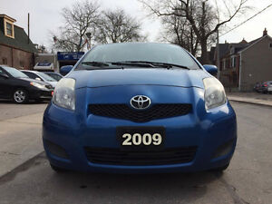2009 Toyota Yaris LE Hatchback W/CRUISE! ***LOW KMS***