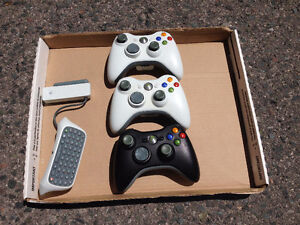 Xbox 360 Controllers and Accessories Peterborough Peterborough Area image 1