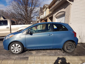 2008 Toyota Yaris CE Coupe (2 door)