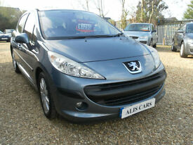Peugeot 207 1.6HDI 90 SE DIESEL HATCH/BACK