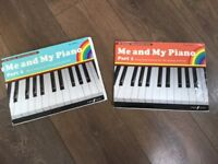 2 Me and My Piano - learn to play books