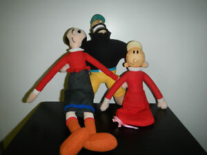 Popeye collectables
