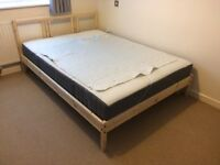 MUST SEE IKEA Fjellse/ Luroy Double Bed Frame