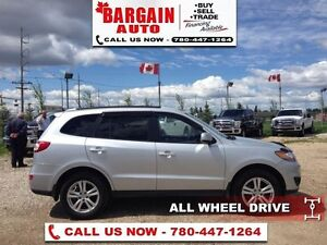 2010 Hyundai Santa Fe LTD   AWD,LEATHER,MOON ROOF