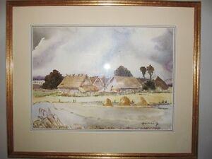 Fine Watercolour Painting