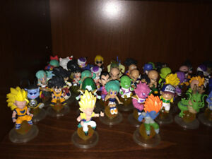 Dragon Ball Z Chara Puchi Figures COMPLETE (CHINESE EDITION!!)