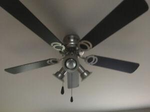 Ventilateurs plafonniers