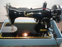 Vintage Simpsons Sewing Machine