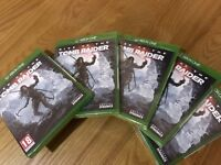 Raise of The Tomb Raider Xbox one Brand New sealed