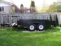 Utility trailer $3600