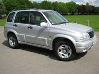 2004 04 REG Suzuki Grand Vitara 2.0 16v auto 5 DOOR (SOLD)