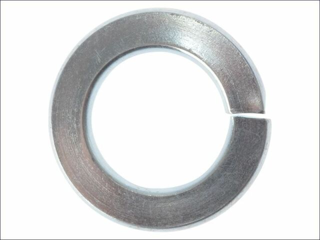 Forgefix - Spring Washers ZP M12 Bag 100