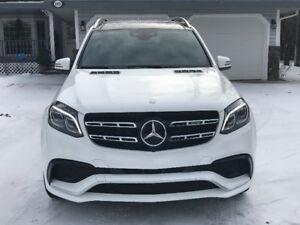 2017 Mercedes AMG GLS 63
