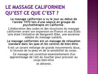 Massages à St Georges  ☎️ (418) 446 2072