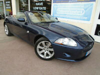 Jaguar XK 4.2 ( 300bhp ) Auto 2006 S/H Leather Sat Nav P/X Swap