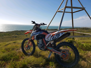 2013 ktm 450sx f electric start Joondalup Joondalup Area Preview