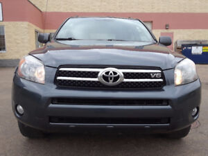 2007 TOYOTA RAV4 CLEAN IN AND OUT
