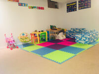 Childcare/daycare spots available in Feb/March, could be earlier