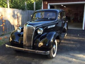 1937 chevy for trade