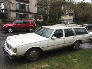 1990 Chevrolet Caprice Wagon