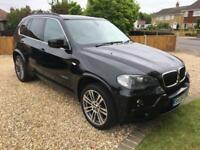 2009 BMW X5 3.0TD Auto xDrive30d M Sport Part ex welcome