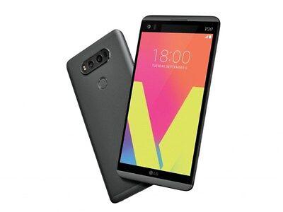 LG V20  64GB - Titan Black (T-mobile) Smartphone 9/10