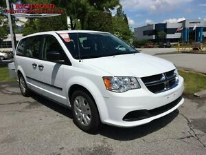 2016 Dodge Grand Caravan SE/SXT  - Low Mileage