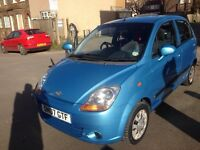 Chevrolet Matiz 0.8L 2007 super cheap on fuel insurance and maintenance