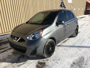 2016 NISSAN MICRA *** MAGS / BLUETOOTH *** $7995