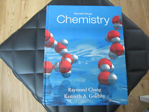 Chemistry, Eleventh Edition, Raymond Chang, Kenneth A. Goldsby